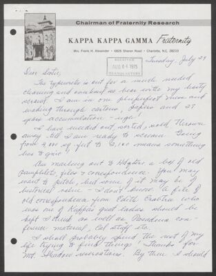 founders & early kappas (image)