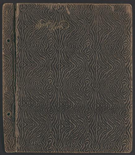 Washington D.C. Alumnae Association Scrapbook, 1918-1964