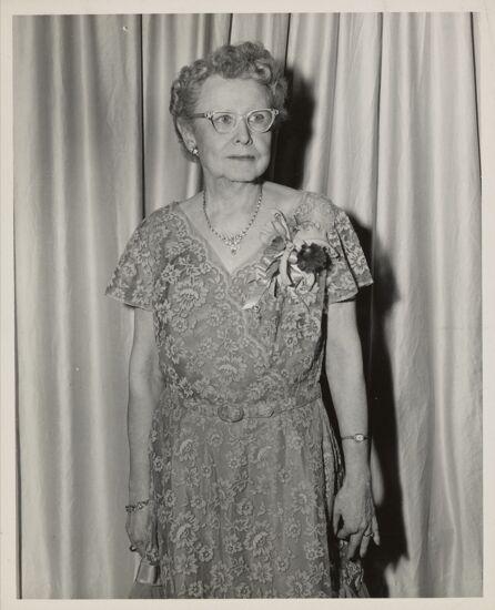 Zenobia Wooten Keller at Convention Photograph, June 24-30, 1956 (image)