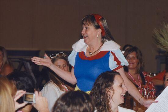 Darlene Reyes as Snow White Photograph, 2008 (image)
