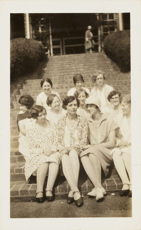 June 29 Beta Gamma Members at Convention Photograph Image