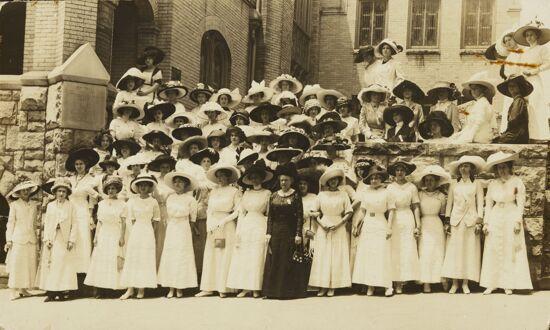 Atlanta Convention Group Photograph, 1911 (Image)