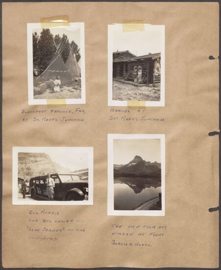 Marion Phillips Convention Scrapbook, Page 19 (Image)
