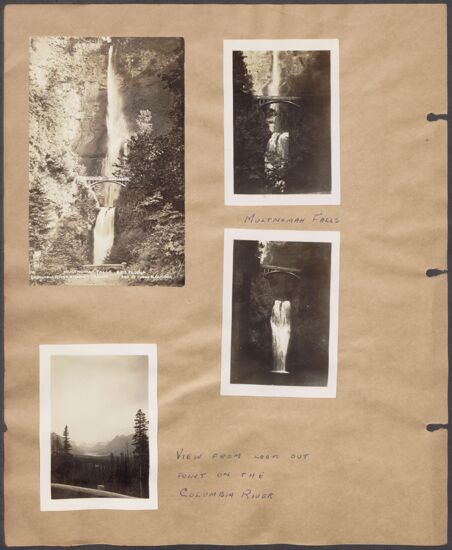 Marion Phillips Convention Scrapbook, Page 17 (Image)