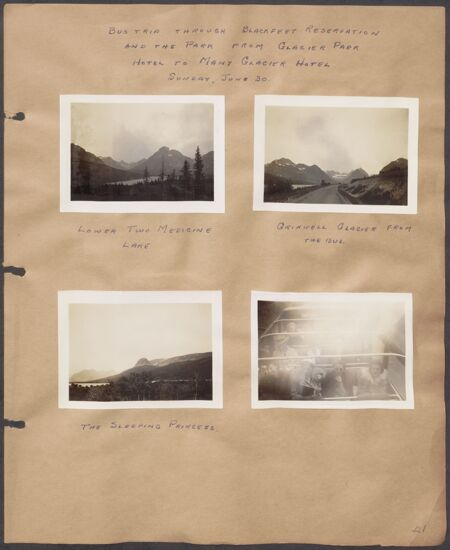 Marion Phillips Convention Scrapbook, Page 18 (Image)
