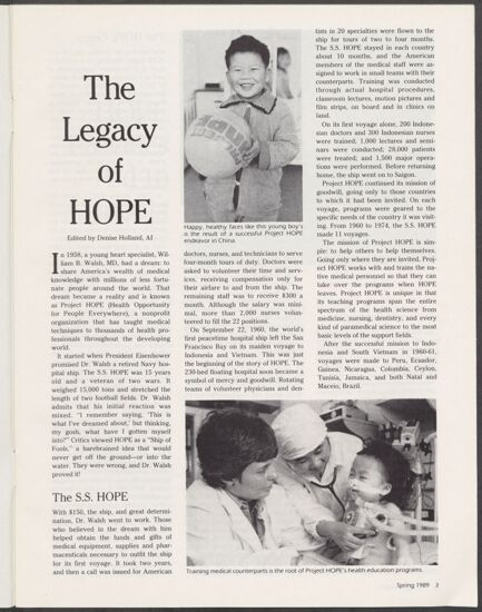 The Legacy of HOPE (image)