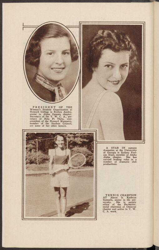 Evelyn Ansley Portrait, 1934 (Image)