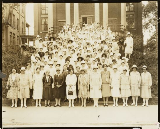 1927 National Convention Image