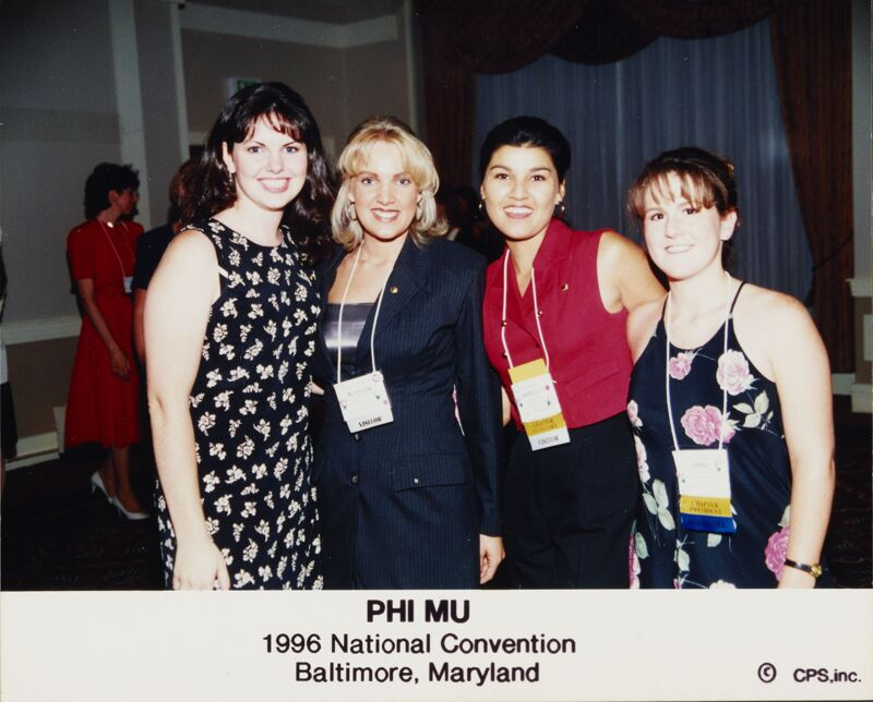 1996 National Convention