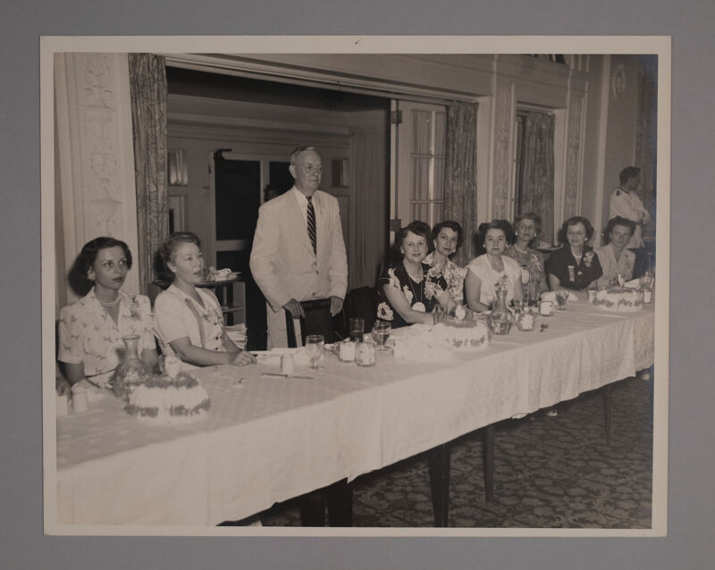 Convention Luncheon Photograph, June 24-29, 1950 (Image)