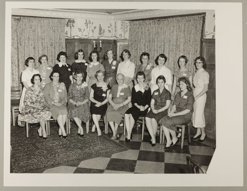 District III Convention Group Photograph 1, April 24-26, 1959 (Image)