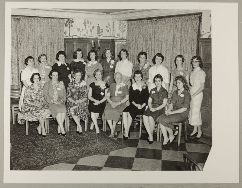District III Convention Group Photograph 2, April 24-26, 1959 (Image)