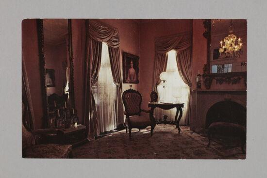 Philomathean Room Postcard (image)