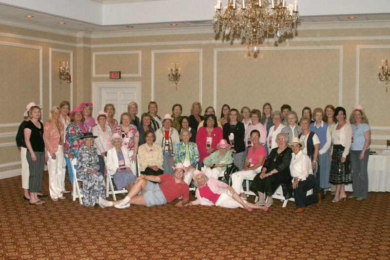 Convention 1852 Dinner Group Photograph 1, July 14, 2006 (Image)