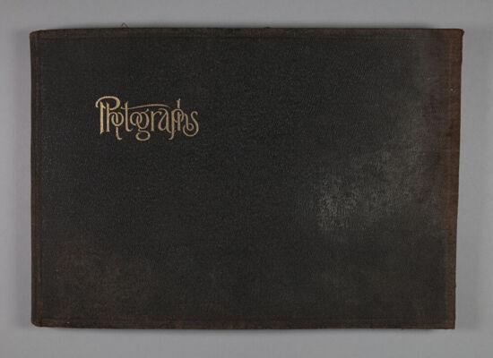 Black Photographs Scrapbook (image)